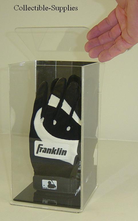 Baseball Batting Glove Wall Mount Display Case Holder Ebay
