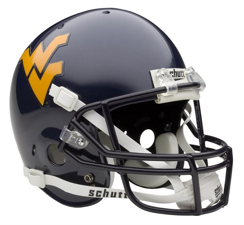 Alt Mini 1 Schutt NCAA Tulane Green Wave Mini Authentic XP Football Helmet