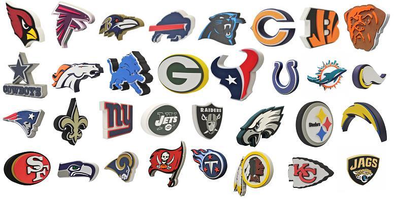Nfl Symbols Coloring Pages