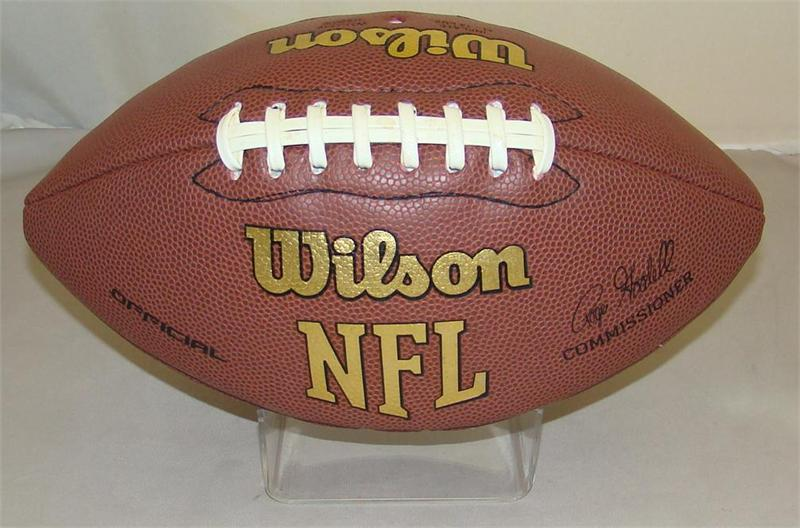 Brand New Acrylic Plastic Molded Football Stand Ebay